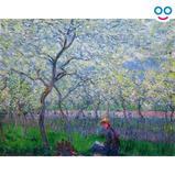 Comparing Seasons Using Paintings
