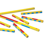 TEACHER COUNTING STICK 1METRE 4/SIDE