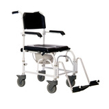 Attendant Propelled Shower & Commode Chair