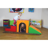 UP & OVER SOFT PLAY SET (SAND & SEA)