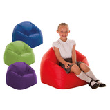 PRIMARY BEANBAG CHAIR  PINK