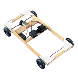 MOTORISED WORM DRIVEN CHASSIS KIT