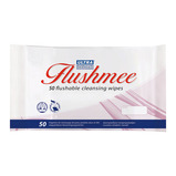 Ultracloth Flushmee Flushable Cleansing Wipes