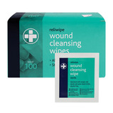 Sterile Saline Moist Wipes