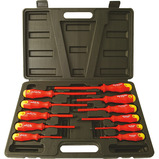 Insulated Soft-Grip Screwdriver Set