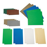 LEGO SMALL SYSTEM BUILDING PLATES