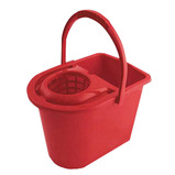 15LTR MOP BUCKET RED