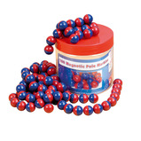 MAGNETIC POLE MARBLES TUB100