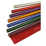 Coloured Cellophane Rolls