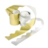 Fadeless® Gold & Silver Card Border Rolls