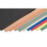 SUGAR PAPER A4 BLACK 250 SHEETS 140G