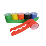SCALLOPED BORDER ASSORTED 6 ROLLS