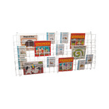 LARGE WALL MOU TED BOOK RACK