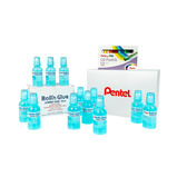 PENTEL ROLL'N'GLUE CLASSPACK OF 24