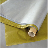 TISSUE PAPER GOLD & SILVER ROLL 24