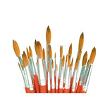 BRUSH CLASS PACK PURE SABLE BOX 50
