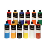 PAINT CHROMA CHROMACRYL 500ML WARM YELLOW