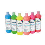 READY MIXED PAINT FLUORESCENT ASSTD