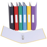 VALUE RINGBINDER PURPLE BX10