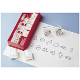 Solid Shape Stamps