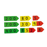 Magnetic Place Value Arrows