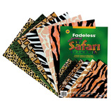 Fadeless® Safari Print Paper