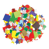 GUMMED PAPER SHAPES PACK OF 2000