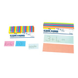 BLANK FLASHCARDS 51X76MM PACK 1000