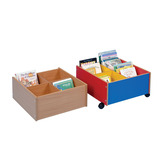 Floor Level Book Boxes