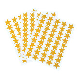 Self Adhesive Metallic Stars