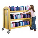 TUF2 SNG LUNCHBOX TROLLEY