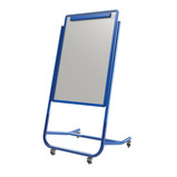 MOB MAG DISPLAY EASEL SNG SIDED RED