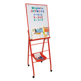 SNG BRD A FRAME 600X900MM EASEL BLUE