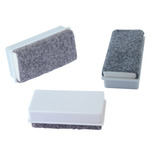 MINI FELT WHITEBOARD ERASERS PK10