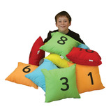 Number Cushion Pack