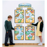 Life Cycle Bulletin Board Set