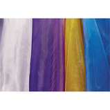 CRYSTAL ORGANZA 2M PURPLE