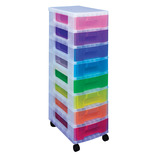 8 X 7L DRAWER TOWER UNIT ASST