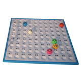 LARGE BALL AND TRAY SET