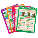 Coastal Protection and Rivers Poster Set
