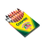 CRAYOLA MULTICULTURAL PACK 8