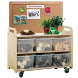 Outdoors Tall Divider Storage