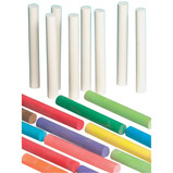 CHALKS ASST COLOURS ANTIDUST BOX 100