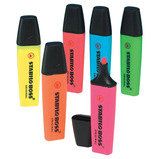 STABILO HIGHLIGHTER PENS ASTD PACK 4