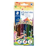 Staedtler Noris Colour Colouring Pencils Pk144