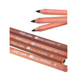 WOLFFS CARBON PENCILS 4B PACK OF 12