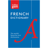 COLLINS DICTIONARY FRENCH GEM
