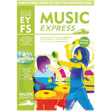 Music Express Resource Books and CDs