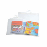 BOOK HANGING BAGS LARGE PK10