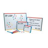 SHOW-ME MAGNETIC WHITEBOARD A4 PK10
